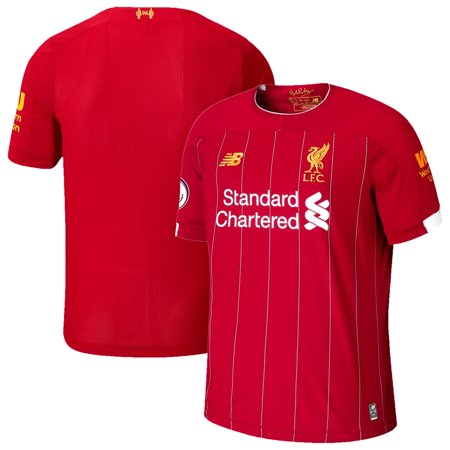 Liverpool New Balance 2019/20 Home Replica Jersey - (Adidas Liverpool Home Replica Jersey)
