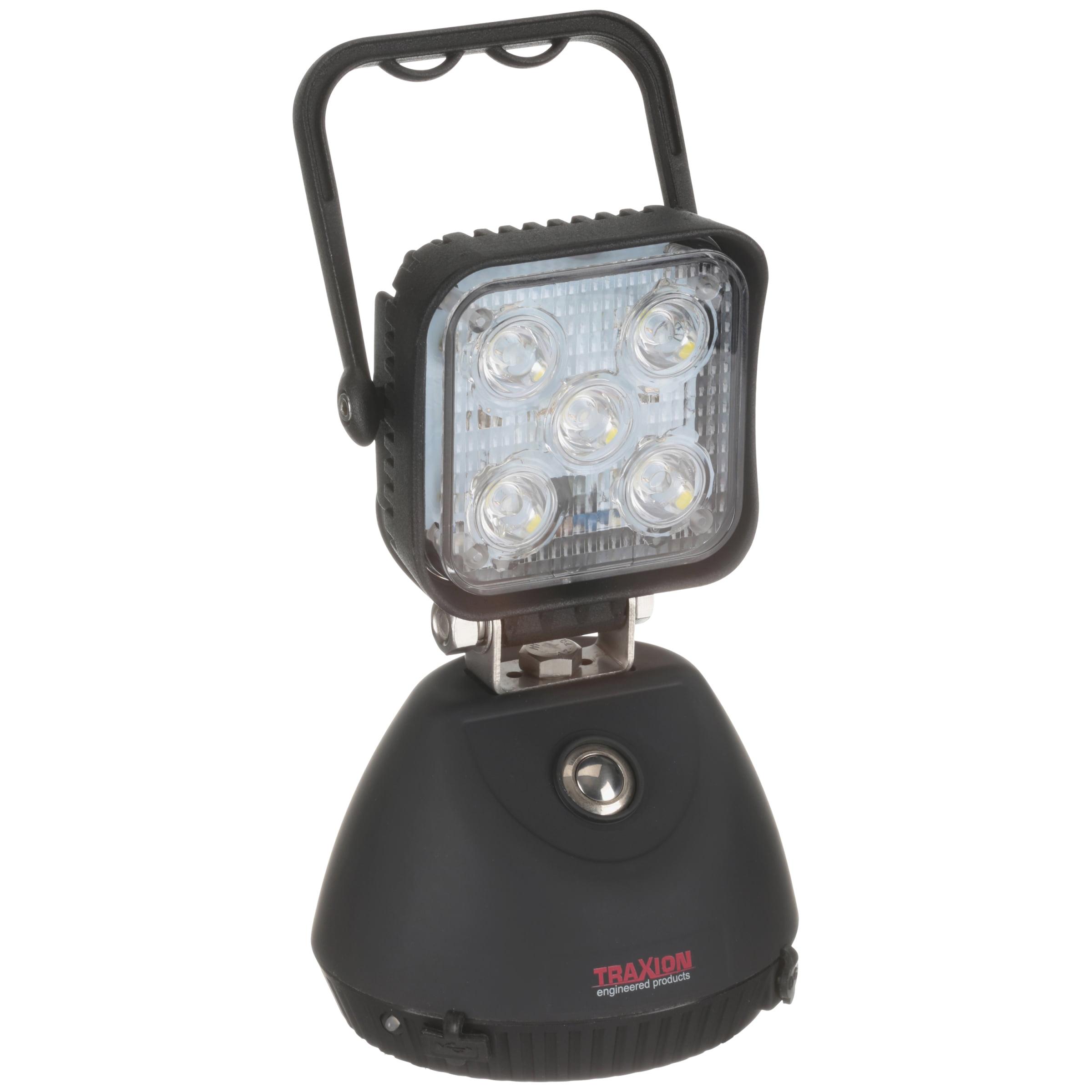 Traxion Utility Light With Bonus Charging Station 3 Pc Box