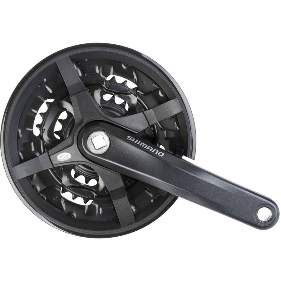 Shimano FC-M351 175mm Chainwheel 22/32/44 Teeth for 9-Speed