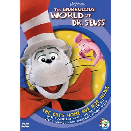 The Wubbulous World Of Dr. Seuss: The Cat's Home But Not Alone (The Wubbulous World Of Dr Seuss Episodes)