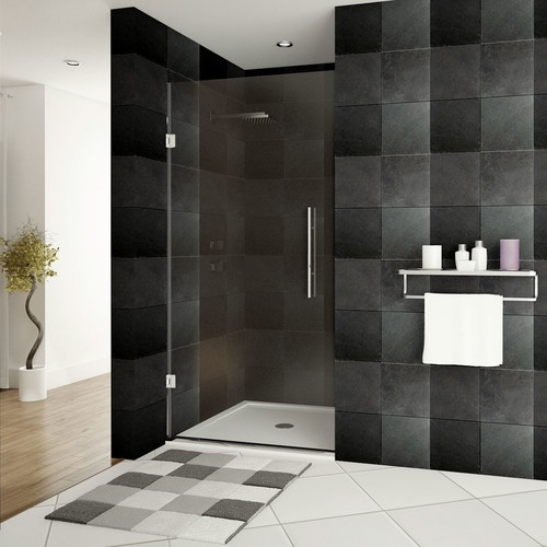 LessCare Ultra-E 30'' x 72'' Hinged Shower Door