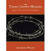 The Thorn Crown Murder - eBook