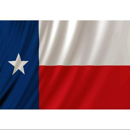 Walmart Credit Card Review >> Texas Flag Fabric Shower Curtain Lone Star Texan - Walmart.com