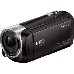 HDR-CX405 B Full HD 60p Camcorder by Sony