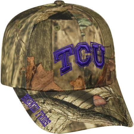 NCAA Men's TCU Horned Frogs Mossy Cap - Tcu Apparel