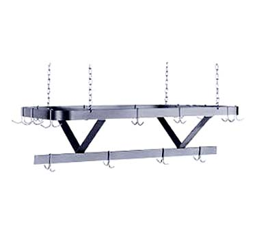 Advance Tabco Pot Rack Ceiling Hung GC-144 by