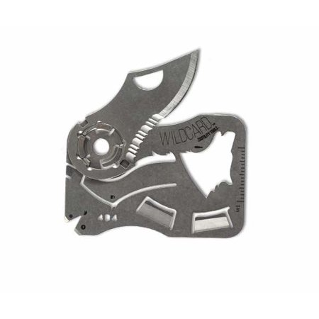 a4542e0893d Zootility Tools Wildcard Wallet Knife   Multi Tool - Made in the USA ...