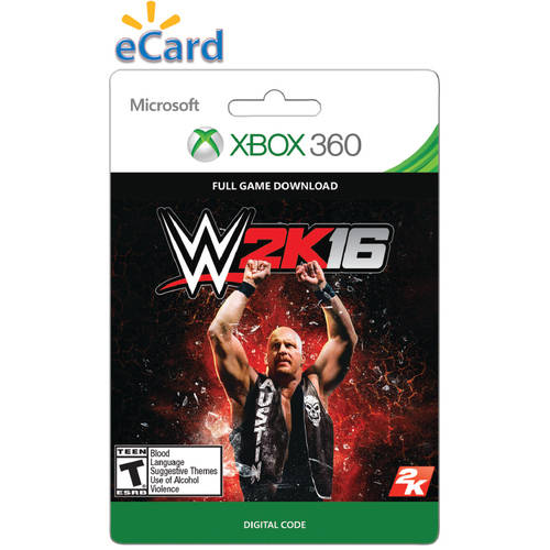 Wwe 2k16 Full Game (xbox 360) (email Del