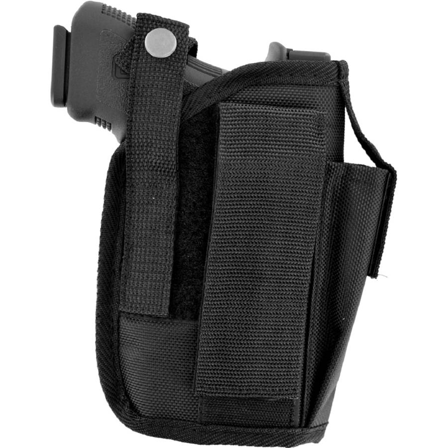 AimSHOT HL801 Nylon Holster for Pistols with Laser or Lights