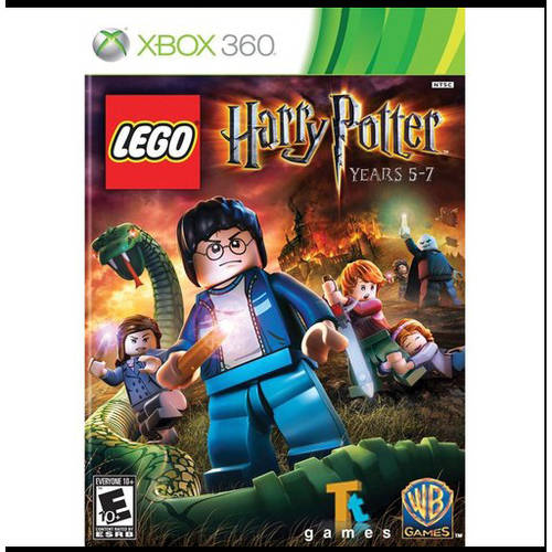 Lego Harry Potter Years 5-7 (Xbox 360) - Pre-Owned