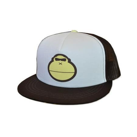 a0d10acb2c0 Sun Bum Sonny Trucker Hat - Brown - Walmart.com