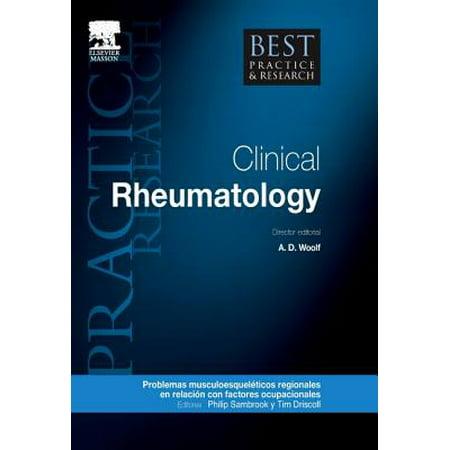 Best Practice & Research. Reumatología clínica, vol. 25, n.º 1 -