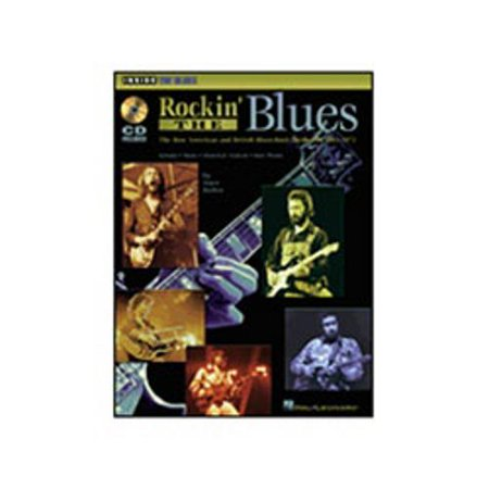 Hal Leonard Rockin' the Blues The Best American and British Blues-Rock Guitarists: