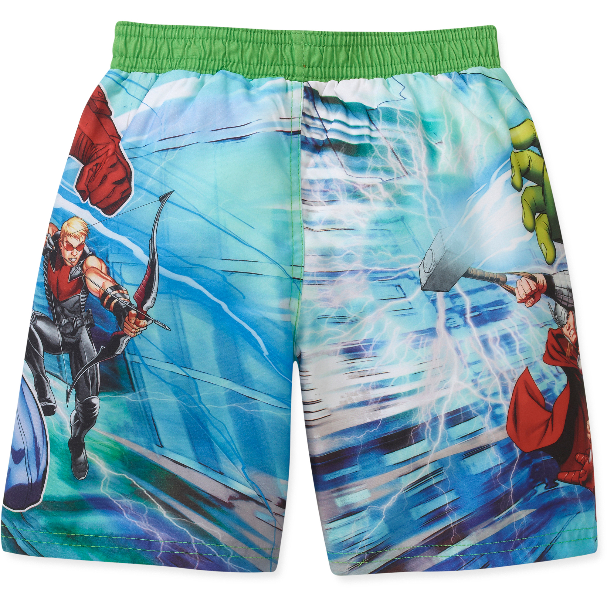 Marvel Avengers Baby Boys' Swim Trunks