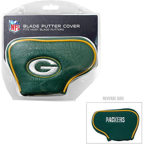 Team Golf NFL Green Bay Packers Golf Blade Putter Cover