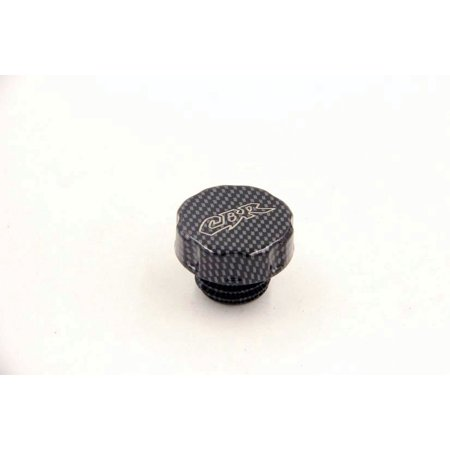 HTT-MOTOR Carbon Brake Fluid Reservoir Cap Cover