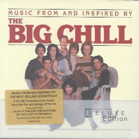 Big Chill Soundtrack (Digi-Pak) (CD) (Big Mommas House 2 Soundtrack Beach Scene)