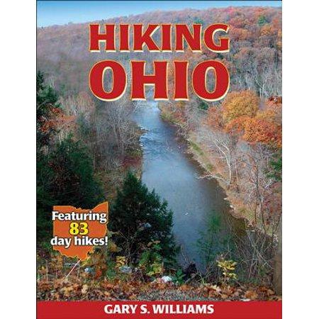 Hiking Ohio: 9781450412537 (Best Hiking Map App)