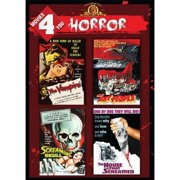 Movies 4 You: Horror Collection The House That Screamed   The Bat People   The Screaming Skull   The Vampire by
