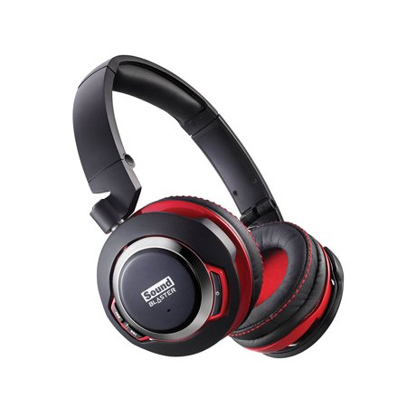 Creative Labs Sound Blaster EVO Gaming USB / 3.5mm Headset w/Dual Mic