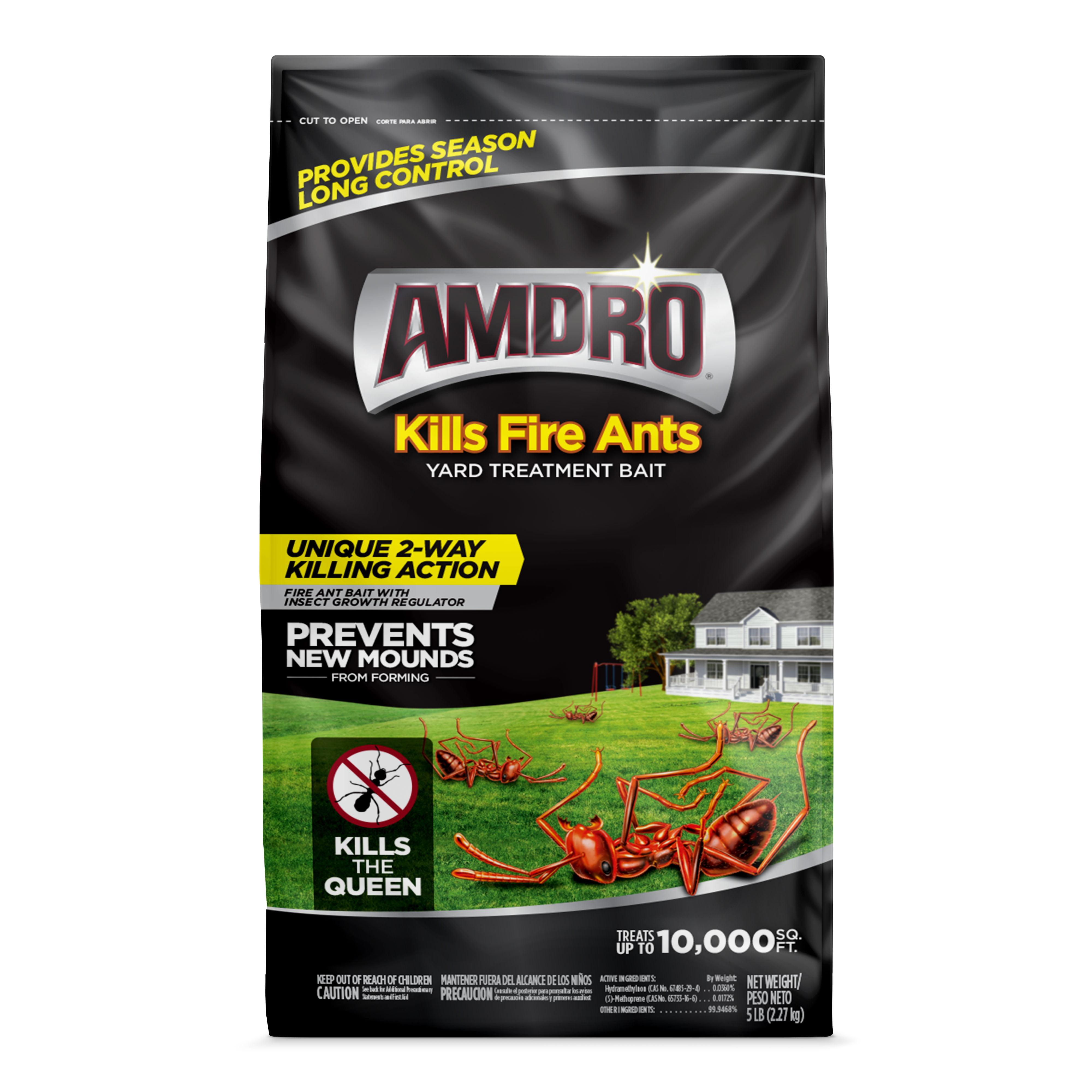 Amdro Fire Ant Yard Treatment
