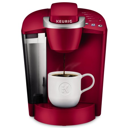 Keurig K-Classic Single Serve K-Cup Pod Coffee Maker, Rhubarb Dual Espresso Programmable Coffee Maker