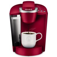 Keurig K-Classic Single Serve K-Cup Pod Coffee Maker, Rhubarb