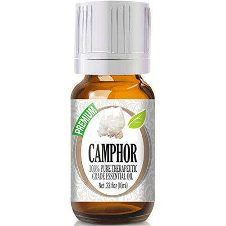 Camphor 100  Pure  Best Therapeutic Grade Essential Oil   10Ml