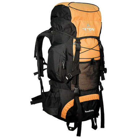 teton-sports-scout-3400-internal-frame-backpack,-for-backpacking,-camping-and-hiking,-orange by teton-sports