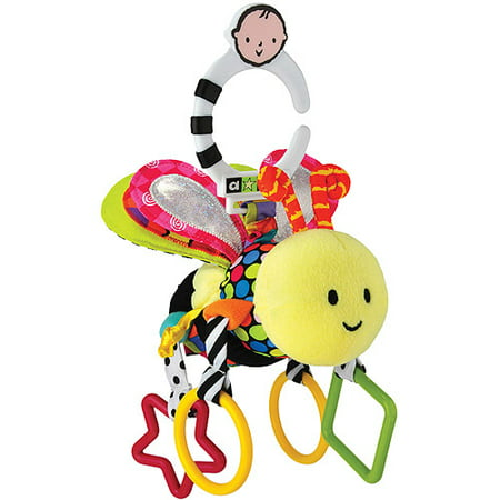 Kids Preferred - Amazing Baby Developmental Bee and Rings