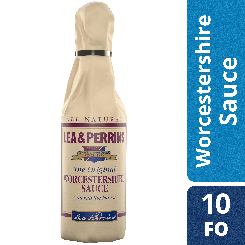 Lea & Perrins The Original Worcestershire Sauce 10 fl. oz. Bottle
