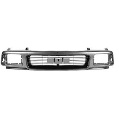 IPCW CWG-GR3207D0 Gmc Jimmy Midsize 1995 - 1997 Grille, Oe Replacement Silver, Gray