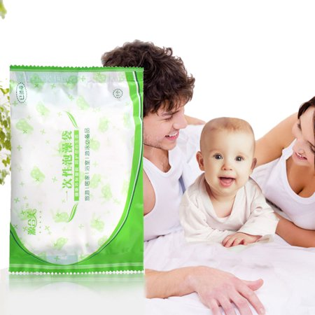 New Health Disposable Film Bathtub Bag for Household and Hotel Bath Tubs Useful (Health And Household)