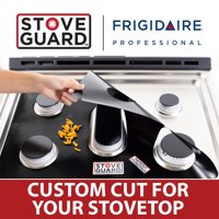Frigidaire Stove Protectors - Stove Top Protector for Frigidaire FGGC3045QSA Gas Ranges - Ultra Thin, Easy Clean Stove Liner