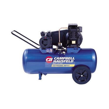 Campbell Hausfeld Vt6271 30 Gallon  3 7 Hp Portable Air Compressor