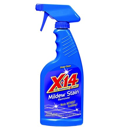 X 14 No Scrub Surface Deep Clean Mildew Stain Remover Cleaner