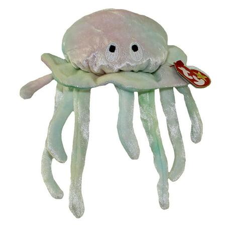 Jellyfish Toy (TY Beanie Baby - GOOCHY the Jellyfish (7.5)