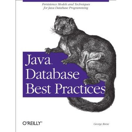 Java Database Best Practices - eBook