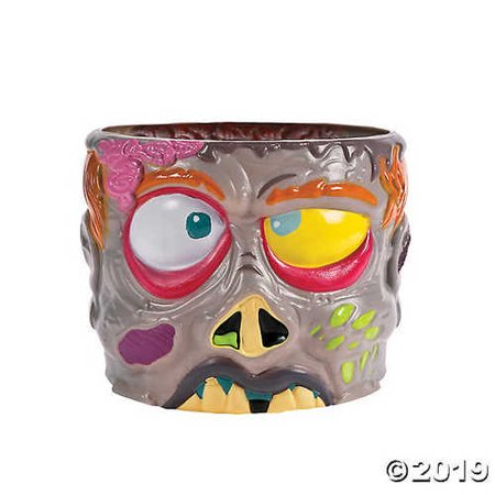 Zombie Punch (LARGE ZOMBIE PLASTIC PUNCH BOWL 9