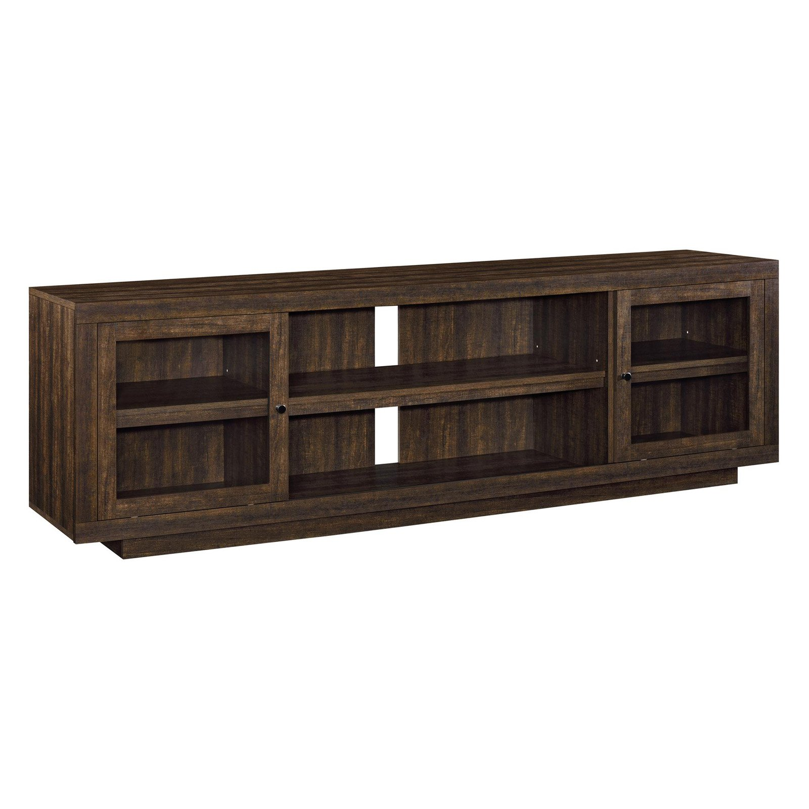"""Altra Bailey 72"""" Espresso TV Stand for TV's up to 72"""