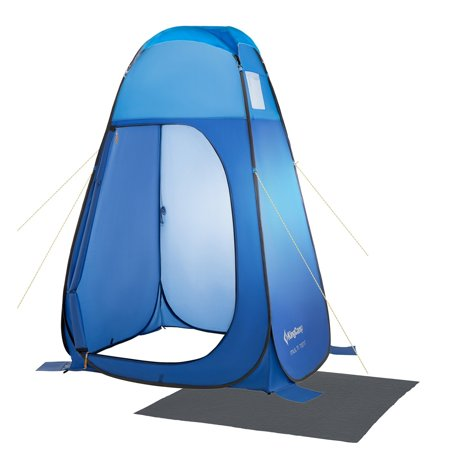 KingCamp Pop Up Dressing Changing Tent Shower Room ...