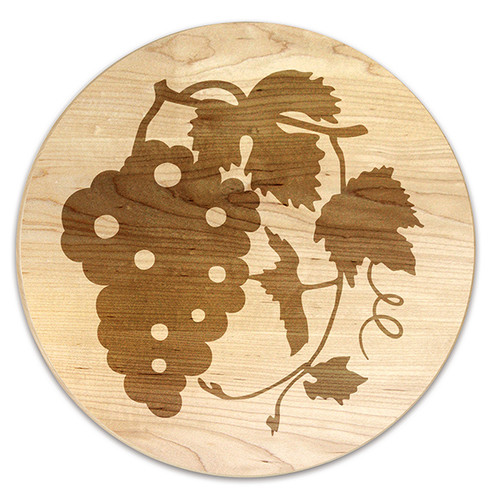 Martins Homewares The Vineyard Grape Cluster Trivet