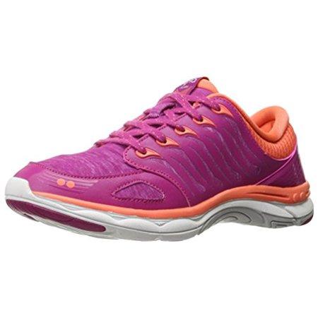 Ryka Womens Flora Mesh Memory Foam Walking Shoes