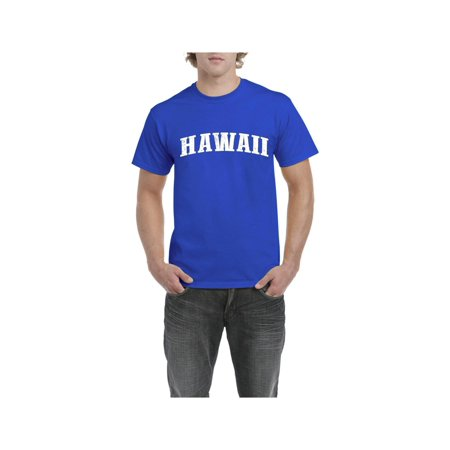 Hawaii Islands Big Island Kona Hilo Hawaii Men's Short Sleeve T-Shirt