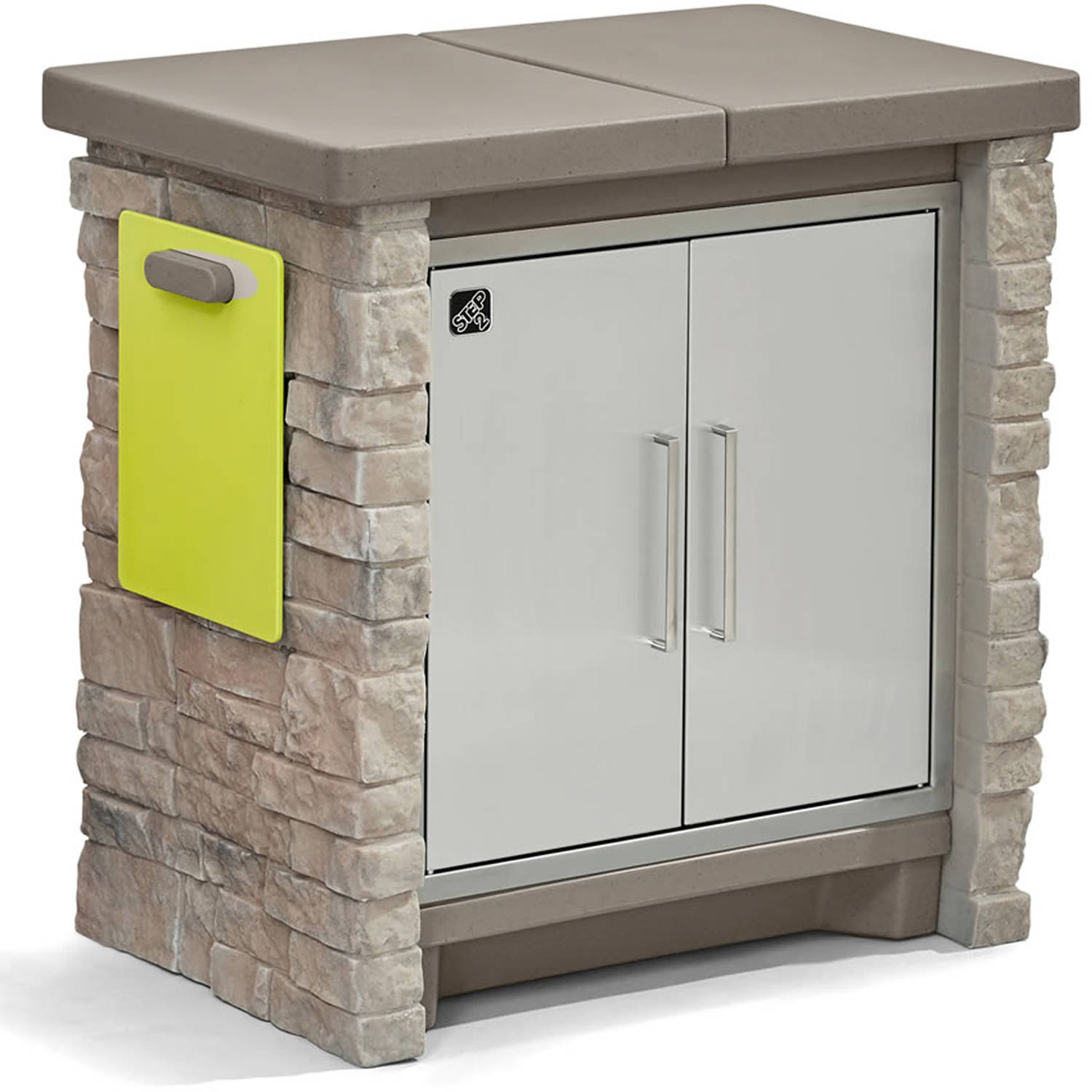 Step2 StoneFront Patio Collection Cooler and Storage by Step2