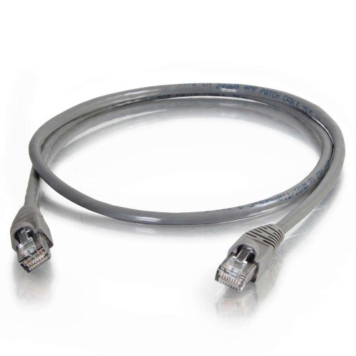7ft Cat5e Snagless Unshielded (UTP) Network Patch Cable (TAA Compliant) - Gray