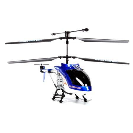 World Tech Toys Spy Hercules Camera Unbreakable 3.5CH RC Helicopter - (World Tech Toys Gyro Hercules Unbreakable Rc Helicopter)