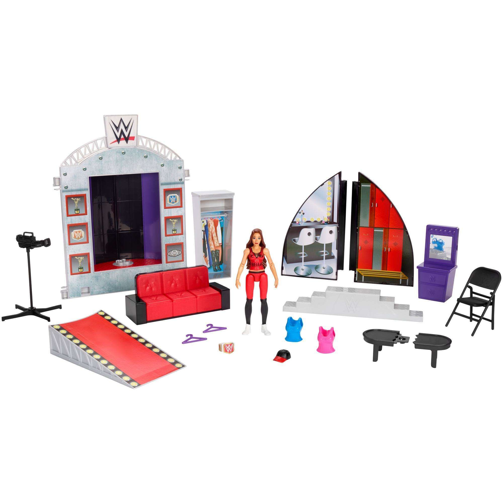 WWE Superstars Ultimate Entrance Playset by Mattel