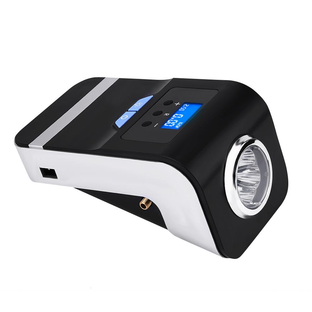 Lv. life 12V Portable Electrical Digital Car Tire Air Compressor Pump Tyre Inflator 150PSI with LED, Tyre Air Compressor, Car Tyre Inflator