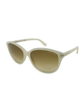 21c4c29d34 Product Image Tom Ford Sunglasses Karmen   Frame  Opalescent White Lens   Brown Gradient